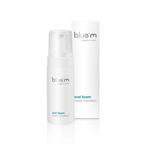 Bluem Oral Foam bottle and box