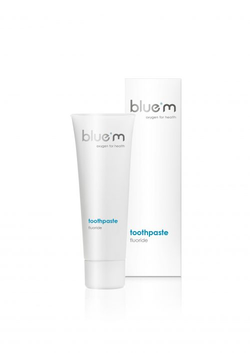 Bluem Toothpaste with Fluoride
