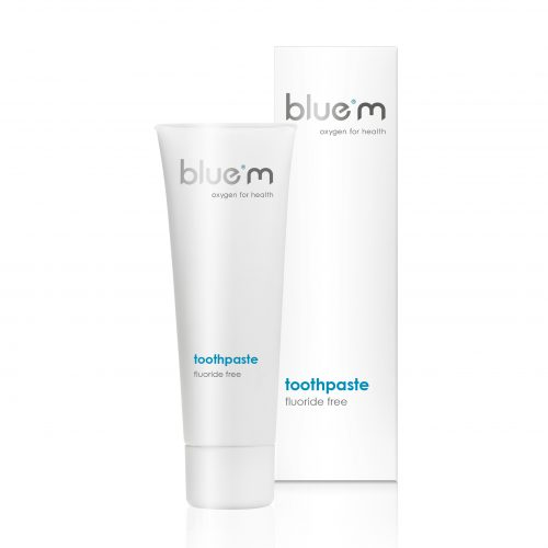 Bluem Toothpaste Fluoride free